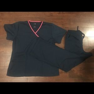 Medical Scrubs Set
